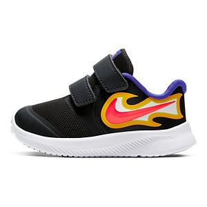 Nike Star Runner 2 Fire Baby/Toddler Shoes
