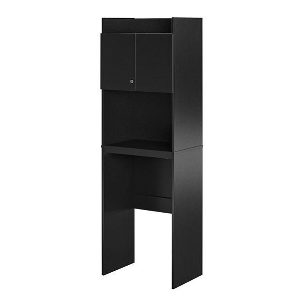 Systembuild Clarkson Mini Fridge, Mini Fridge Cabinet For Dorm Room