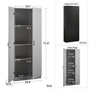 SystemBuild Dawson Storage Cabinet