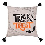 Tempo Home Trick or Treat Throw Pillow