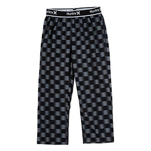 Boys 4-14 Hurley Printed Pajama Pants
