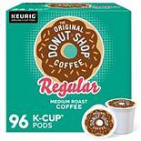The Original Donut Shop Regular Coffee, Keurig® K-Cup® Pods, Medium Roast, 96 Count
