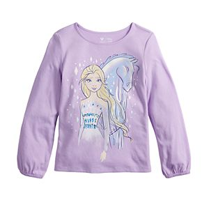 Disney's Frozen Toddler Girl Cinched Sleeve Top by Jumping Beans®