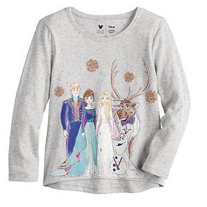 Disney's Frozen Toddler Girl Graphic Tee by Jumping Beans®
