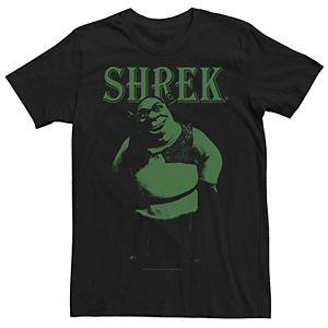 Men's Shrek Dark Portrait Tee