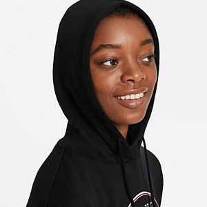 Plus Size Nike Sportswear Varsity French Terry Hoodie