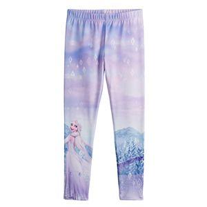 Disney's Frozen Toddler Girl Elsa Leggings by Jumping Beans®