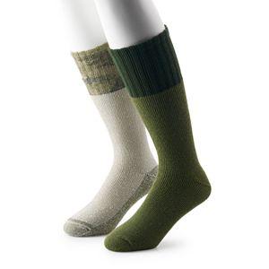 Men's Croft & Barrow® Heavyweight Thermal Crew Socks