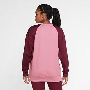 Women's Nike Therma Training Crewneck Sweatshirt