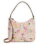 Dana Buchman® Hollie Hobo Bag - Floral Print