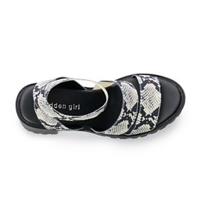 Madden Girl Sohoo Women's Platform Sandals