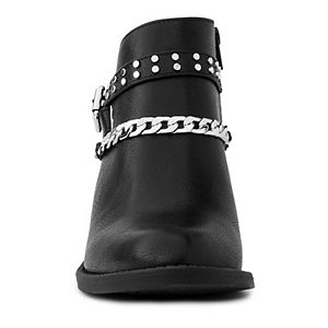 sugar Vroomy Women's Ankle Boots