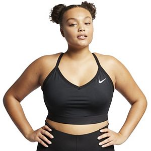 Plus Size Nike Indy Light-Support Sports Bra