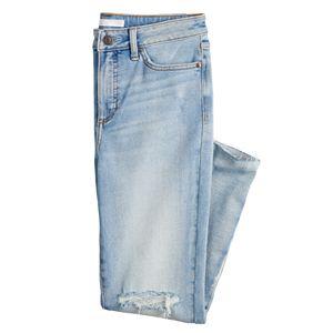 Women's LC Lauren Conrad Super High-Waisted Slim Straight Jeans