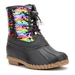 Olivia Miller Make Me Sway Girls' Winter Boots