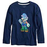 Boys 4-12 Sonoma Goods For Life® Nintendo Super Mario Bros. Illusion Graphic Tee