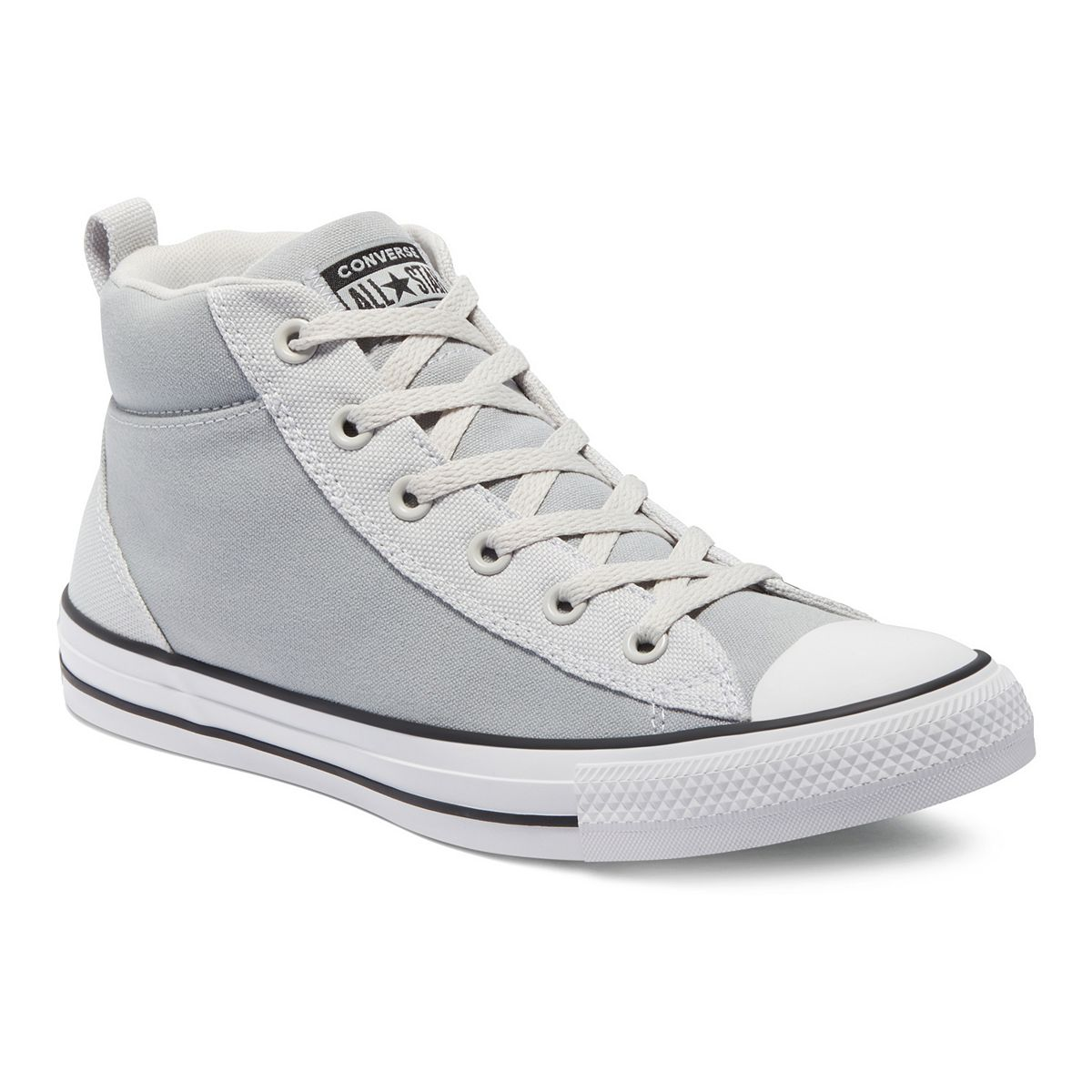 Men's: Converse Chuck Taylor All Star Street Mid-Top Sneakers! .00 (REG .00) at Kohl's!