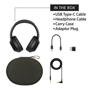 Sony Wireless Over-Ear Bluetooth Noise Cancelling Headphone