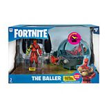Fortnite Deluxe The Baller Figure RC Vehicle Toy Playset