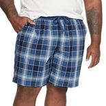 Big & Tall Sonoma Goods For Life® Woven Sleep Shorts