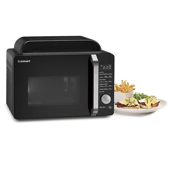 Cuisinart 3 In 1 Microwave Air Fryer Oven