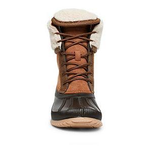 madden girl Climbber Women's Water Resistant Winter Boots