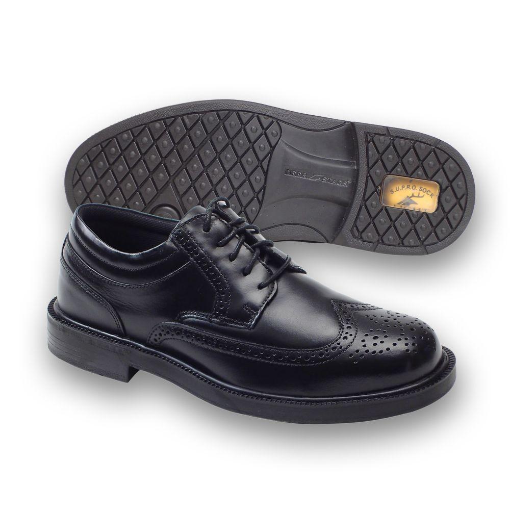 Deer Stags Tribune Men's ... Wing-Tip Dress Shoes