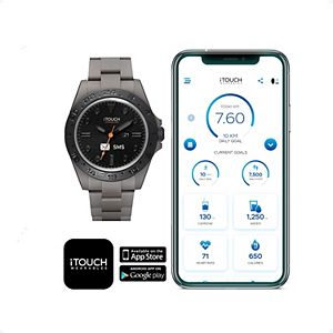 iTouch Connected Men's Smart Watch