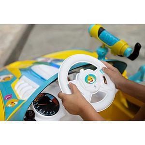 Dynacraft Baby Shark 6-Volt Super Car