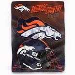 The Northwest Company Denver Broncos 60'' x 80'' State Pride Throw Blanket