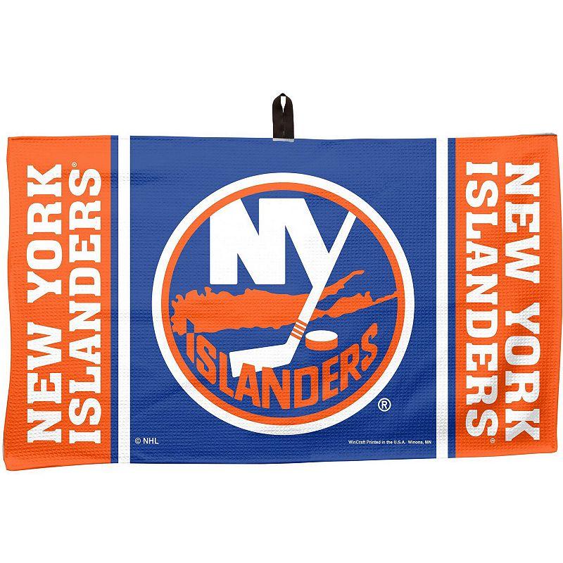 """""""WinCraft New York Islanders 14"""""""" x 24"""""""" Waffle Towel. Multicolor"""""""