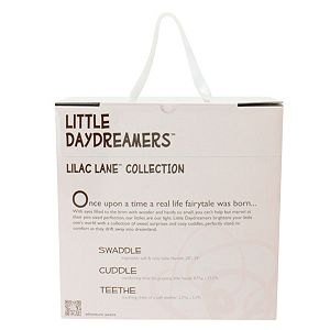 Animal Adventure Little Daydreamers Lilac Lane Collection 3 - Piece Baby Gift Set