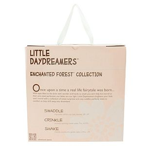 Animal Adventure Little Daydreamers Enchanted Forest Floral Collection 3 - Piece Baby Gift Set