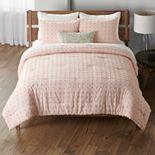 Sonoma Goods For Life® Lagos Tufted Seersucker Comforter Set with Shams