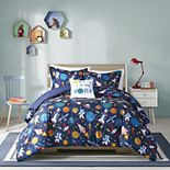 Mi Zone Kids Conner Outer Space Comforter Set