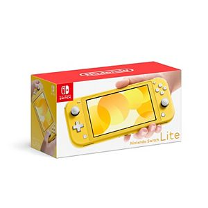 Nintendo Switch Lite Console & Game Bundle