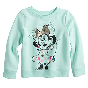 Disney's Minnie Mouse Toddler Girl Fleece Pullover by Jumping Beans®