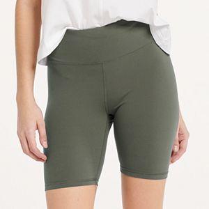 Women's FLX Ascent High-Waisted Bike Shorts
