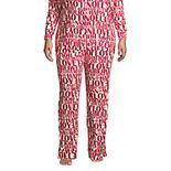 Plus Size Lands' End Women's Flannel Pajama Pants