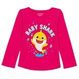 Toddler Girl Jumping Beans® Baby Shark Tee