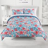 The Big One® Amelia Floral Reversible Comforter Set with Sheets