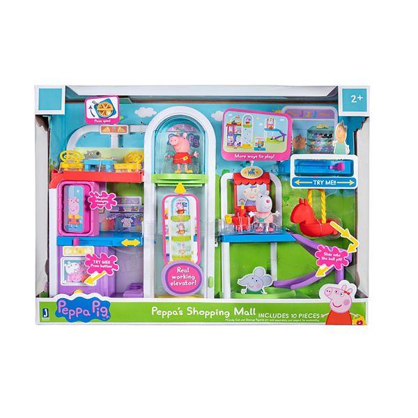 Peppa Pig Peppa S Shopping Mall Playset