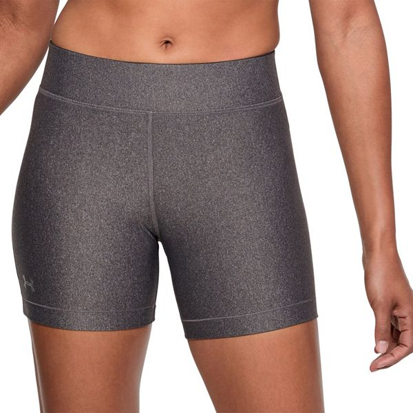 Corrupto Resaltar tugurio  Women's Under Armour HeatGear® Midrise Compression Shorts