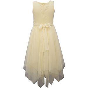 Girls 7-16 Bonnie Jean Embroidered Hi-Low Dress