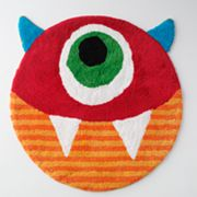 Jumping Beans Monster Eyeball Bath Rug