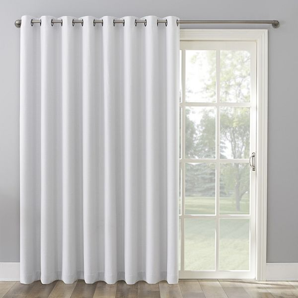 Kentfield Grommet Sliding Patio Door, Patio Panel Curtains