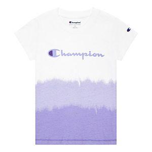 Girls 7-16 Champion Dip-Dye Tee