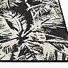 Sonoma Goods For Life Indoor Outdoor Palm Area Rug