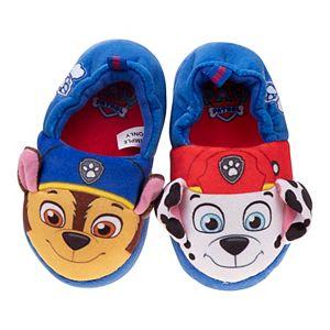 Paw Patrol Toddler Boys' Slippers