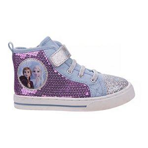 Disney's Frozen II Toddler Girls' High Top Shoes